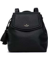 Kate Spade - Selby Orchard Street Textured Leather Backpack - Lyst