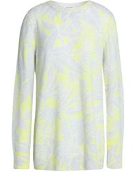 Equipment - Printed Cashmere Sweater - Lyst