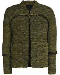 Proenza Schouler - Faryed Neon Cotton Jacket - Lyst