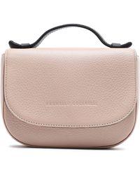 Brunello Cucinelli - Embellished Textured-leather Belt Bag - Lyst