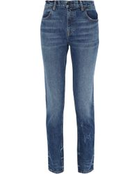 Alexander Wang - High-rise Skinny Jeans - Lyst