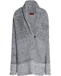 Missoni - Mélange Wool-blend Knitted Sweater - Lyst