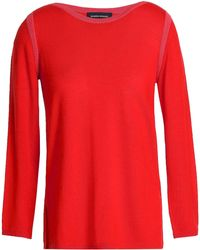 Vanessa Seward - Wool And Silk-blend Sweater - Lyst