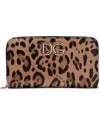 Dolce & Gabbana - Wallet - Lyst