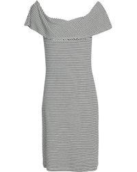 Kain - Layered Cotton And Modal-blend Jersey Dress - Lyst
