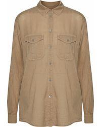 4ba43cb9d1f15 Shop Women s Belstaff Shirts Online Sale