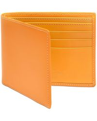 Ettinger - London Tan Billfold Wallet - Lyst