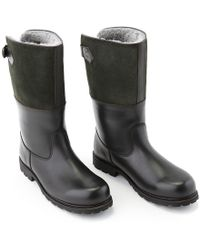 Ludwig Reiter - Olive And Chocolate Brown Maronibrater Boot - Lyst