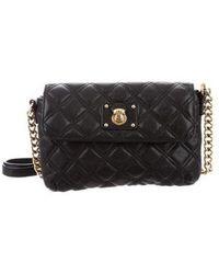 Marc Jacobs - Baroque Single Shoulder Bag Black - Lyst
