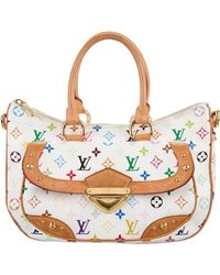 Louis Vuitton - Multicolore Rita Bag White - Lyst