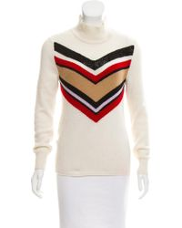 Giambattista Valli - Cashmere Embellished Sweater - Lyst