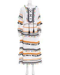 Dodo Bar Or - Embellished Maxi Dress W/ Tags - Lyst