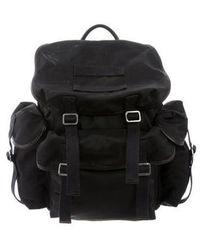 MZ Wallace - Marlena Nylon Backpack Black - Lyst