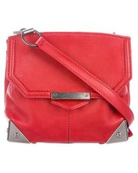 Alexander Wang - Marion Prisma Crossbody Bag Red - Lyst