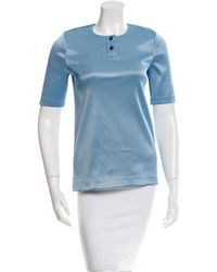 Trademark - Short Sleeve Bell Top W/ Tags - Lyst