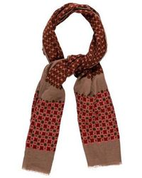 Marc Jacobs - Woven Printed Scarf - Lyst