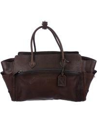Reed Krakoff - Large Uniform Bag Black - Lyst