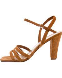Creatures of Comfort Suede Multistrap Sandals outlet pre order CpN8v6U