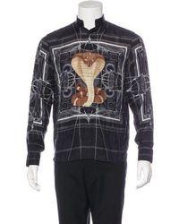 Givenchy - 2016 Blueprint Cobra Shirt - Lyst
