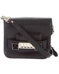Proenza Schouler - Ps11 Tiny Crossbody Bag Black - Lyst