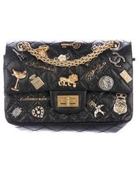 ce711c9e468a Chanel - Lucky Charms 224 Reissue Flap Bag - Lyst