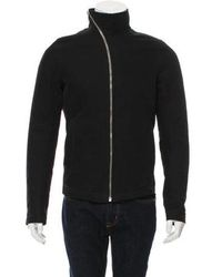 Rick Owens - Asymmetrical Down Jacket W/ Tags - Lyst