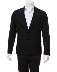 Viktor & Rolf - Deconstructed Virgin Wool Blazer - Lyst