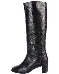 Roseanna - Knee-high Boots W/ Tags Silver - Lyst