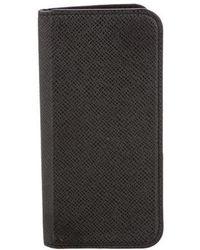 Louis Vuitton - Taïga Iphone 7 Folio Case - Lyst