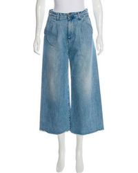 Rodebjer - Mina High-rise Jeans - Lyst