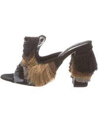 Sanayi 313 - Cascata Fringe Sandals W/ Tags - Lyst