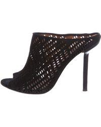 Elizabeth and James Cutout Slide Sandals cheap sale low price BntbXt