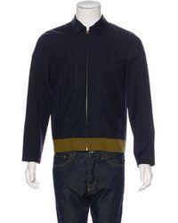 Marc Jacobs - Wool & Mohair Jacket Navy - Lyst