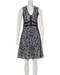 Dorothee Schumacher - Sleeveless Knee-length Dress - Lyst