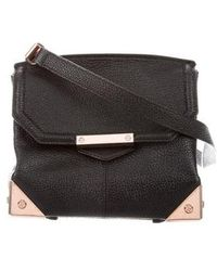 Alexander Wang - Marion Crossbody Bag Black - Lyst