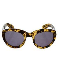 Dries Van Noten - Tortoiseshell Cat-eye Sunglasses - Lyst
