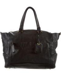 Reed Krakoff - Leather Uniform Bag Black - Lyst