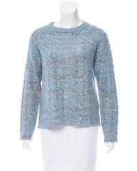 Raquel Allegra - Wool Knit Sweater W/ Tags - Lyst