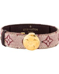 Louis Vuitton - Monogram Wish Bracelet - Lyst