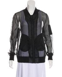BLK DNM - Long Sleeve Casual Jacket - Lyst