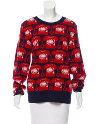 Libertine - Cashmere Rotary Phone Sweater W/ Tags - Lyst