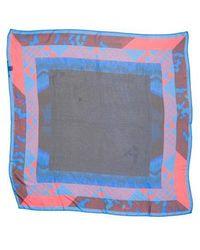 Proenza Schouler - Printed Silk Scarf - Lyst