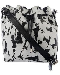 Proenza Schouler - Medium Bucket Bag White - Lyst