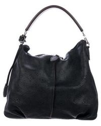 Louis Vuitton - Mahina Selene Pm Black - Lyst