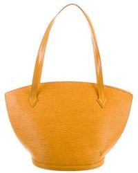 Louis Vuitton - Epi St. Jacques Shopping Gm - Lyst