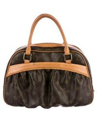 Louis Vuitton - Monogram Mizi Bag Brown - Lyst