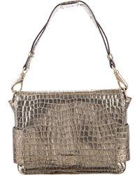 Givenchy - Embossed Melancholia Bag - Lyst