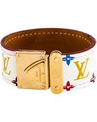 Louis Vuitton - Multicolor Koala Bracelet Gold - Lyst