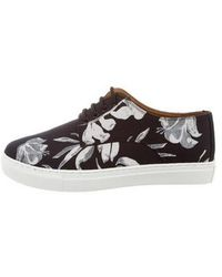 Clover Canyon - Floral Low-top Sneakers W/ Tags - Lyst