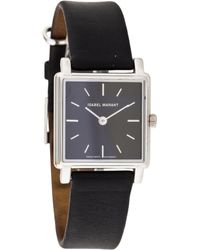 Isabel Marant - Classic Watch Black - Lyst